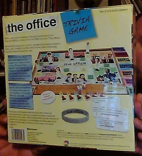 The Office Trivia by The Office Trivia Toys