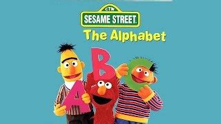 M Sesame Abcs the alphabet sesame