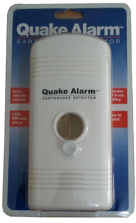 Quake Alarm earth quake alarm clickbd