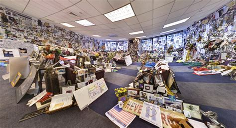 1 Liberty Plaza 35th Floor - a 9 11 shrine where families mourned for years now open