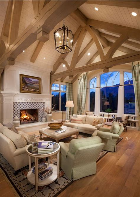 Vaulted Ceiling Ideas Living Room 17 Charming Living Room Designs With Vaulted Ceiling