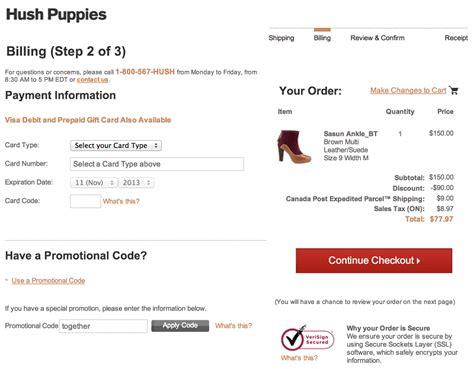 hush puppies coupon hushpuppies canada coupon codes 60 everything canadian freebies coupons