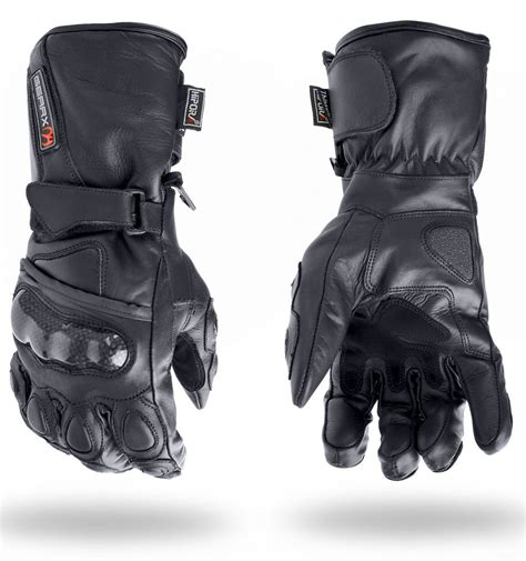 motorcycle gloves thermal waterproof motorbike motorcycle gloves carbon