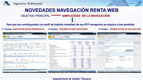 simulador renta 2016 agencia tributaria simulador programa padre 2016 newhairstylesformen2014 com