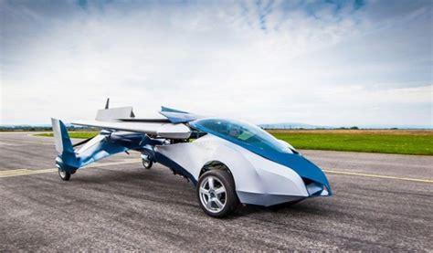 auto volante auto volante prende il volo l aeromobil 3 0 la