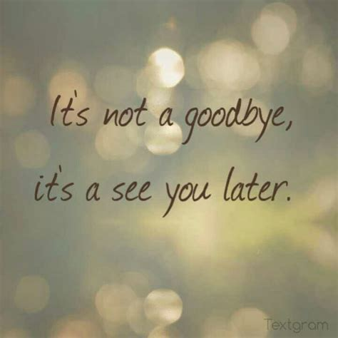 no goodbyes just see you soon quotes