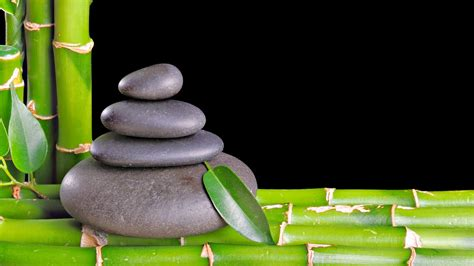 wallpaper free zen bamboo and zen stones wallpaper wallpaper wide hd