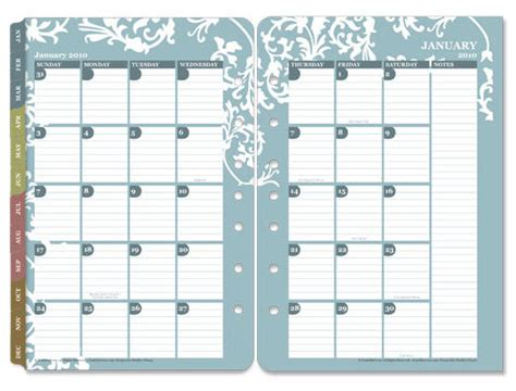 free printable planner pages classic size here is a link to the perspective compact size planner pages
