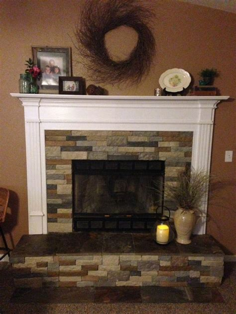 air stone pattern ideas air stone fireplace makeover fireplace designs