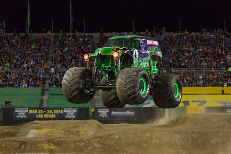 grave digger monster truck driver monster jam coming to denver this weekend looks to the