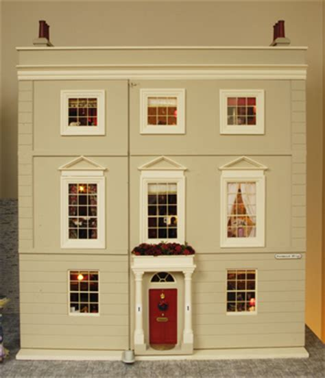 georgian dolls house a quick guide to dolls house period styles dolls house magazine crafts institute