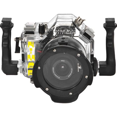 nimar 3d underwater housing for nikon d5000 with lens ni3d5000zm