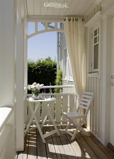 Veranda Vorhänge by Die Besten 25 Outdoor Vorh 228 Nge Ideen Auf