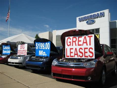Suburban Ford Of Sterling Heights by Suburban Ford Of Sterling Heights Car Dealership In