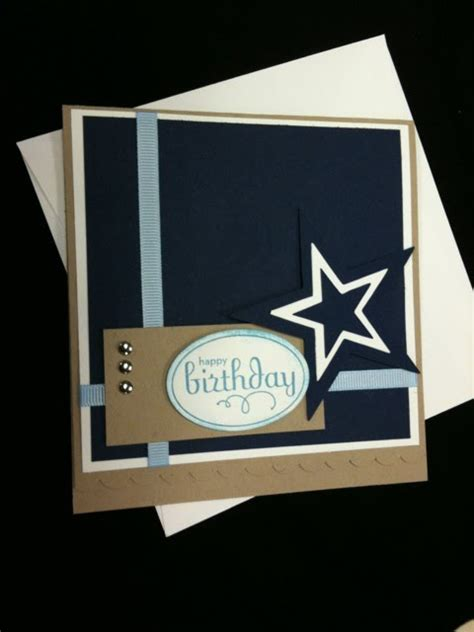 Handmade Masculine Birthday Cards - stin julie b birthday cards