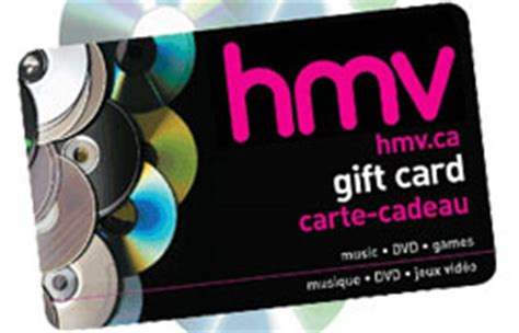 Hmv Gift Card - a 20 gift card at hmv contest website november 25 2011 wannawin ca