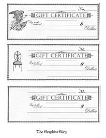 certificate template pages free printable gift certificates the graphics