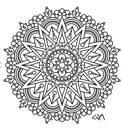 coloring pages intricate flowers intricate mandalas coloring pages
