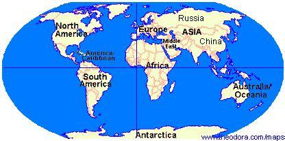 more world maps