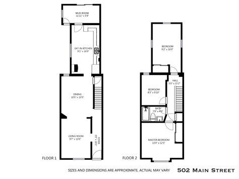 main street homes floor plans 502 main street www vrlisting com