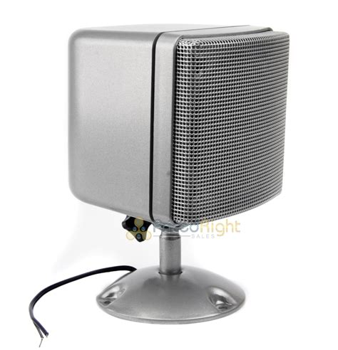 Speaker Indoor 1 indoor outdoor satellite cube speaker home theater surround sound wall mount ebay