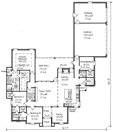 653667 french acadian four bedroom with many extras house plans floor plans home plans 57 best house plan designs images on pinterest floor