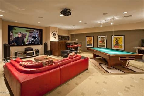gaming rooms 77 masculine room design ideas digsdigs
