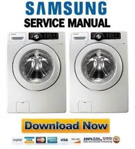 samsung wf210anw wf220anw service manual repair guide