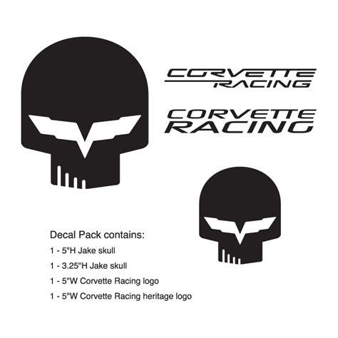 corvette racing decals jake logo corvette racing badges autos post