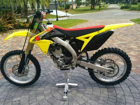 Suzuki 250 Dirt Bike 2012 Rmz 250 Excellent Condition 10 3 Hours Like New