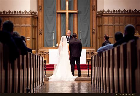 Wedding Ceremony Church by S Downers Grove Wedding Photography Chicago