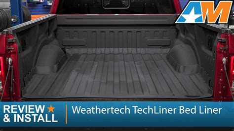 How To Remove Bed Liner by 2015 2017 F 150 Weathertech Techliner Bed Liner Review