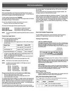 user manual dsc pc1616 book db