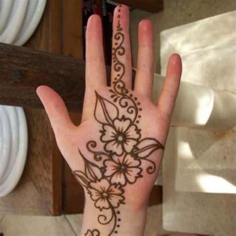 pretty henna tattoo patterns  inspire