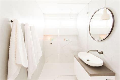 charlotte bathroom the block triple threat week 2 room reveals