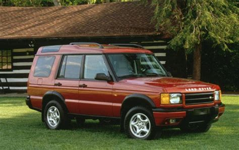 discovery land rover 2000 2001 land rover discovery series ii information and