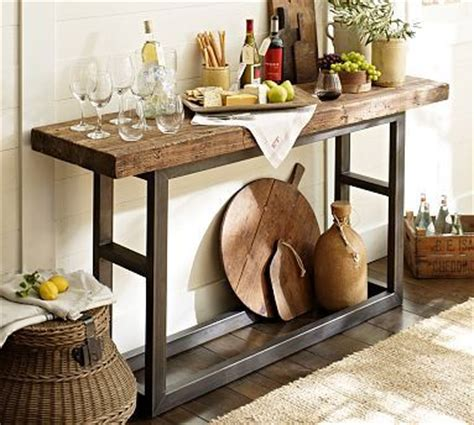 table behind couch called 1000 ideas about rustic console tables on pinterest diy