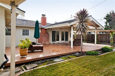 California Backyard Patio california backyard and patio traditional patio san francisco by pinkerton vi360
