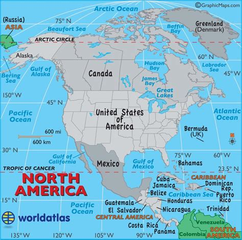 printable maps north america large map of north america easy to read and printable