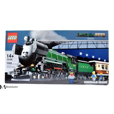 Lego Creator Emerald by Lego Creator Emerald 10194 Toys On