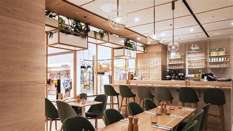 design cafe natural hemsley hemsley caf 233 selfridges nulty lighting