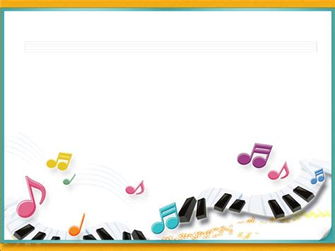 music themes for powerpoint 2007 1000 images about clip art music printables on