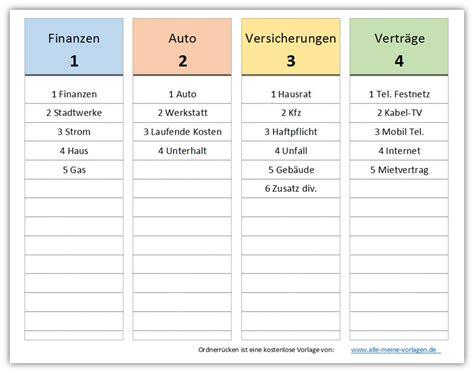 Ordner Etiketten Drucken Vorlage by Vorlage Zur Beschriftung Von Ordnerr 252 Cken Alle Meine