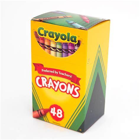 Crayola Crayons 48 crayola crayon 48 color box