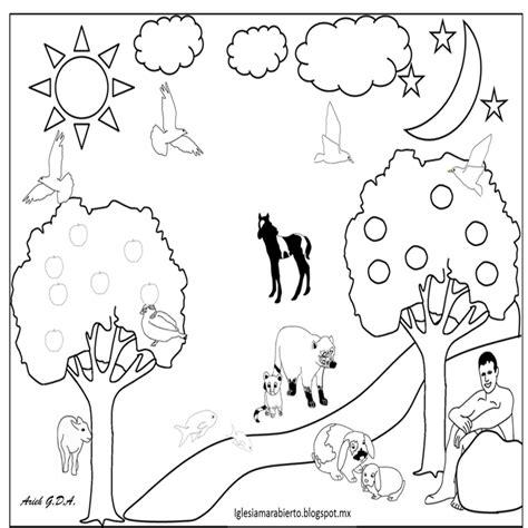 Imagenes De Dios Con Niños | imagenes para ni 195 os de la creacion imagui