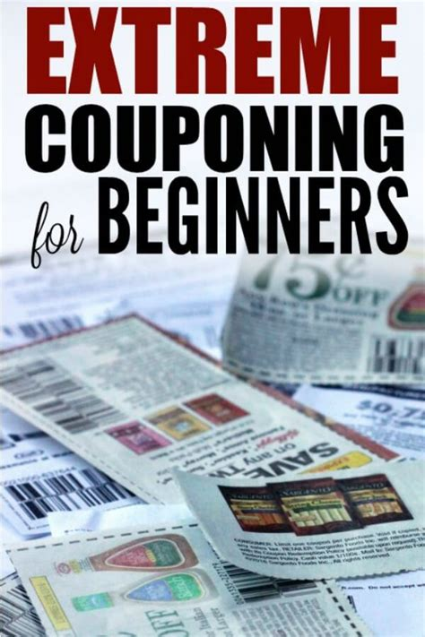 extreme couponing  beginners   extreme coupon