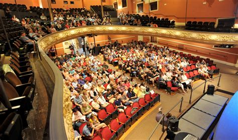 Waterville Opera House by Fans Flock To Maine International Festival