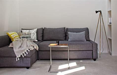 Sofa Bed Di Ikea ikea friheten sofa bed in skiftebo gray in a minimalist loft by anneliwest berlin25