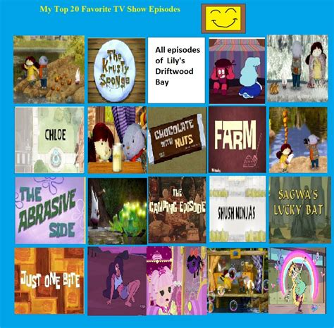 7 Ofmy Favorite Tv Shows by Top 20 My Favorite Tv Show Episodes Part 4 By