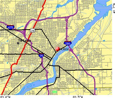 zip code map toledo ohio toledo gang map quotes